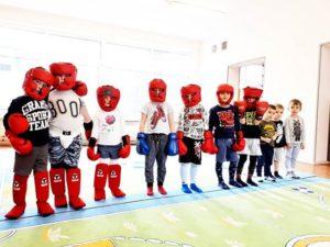 Тайский бокс в садиках Лианозово