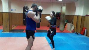 ВИДЕО.            Подготовка к Профессиональному бою