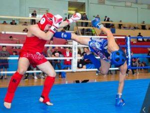 ФОТО.          Чемпионат России по К-1