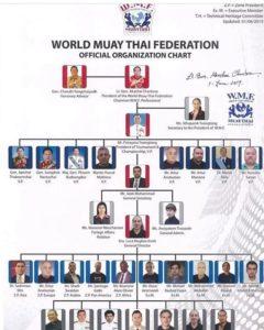 WMF признан единственной международной организацией Amateur Muay, ProAm и Pro Muaythai