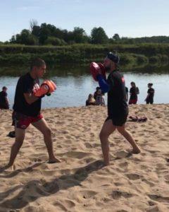 ВИДЕО.       Летние сборы по Тайскому боксу 2019