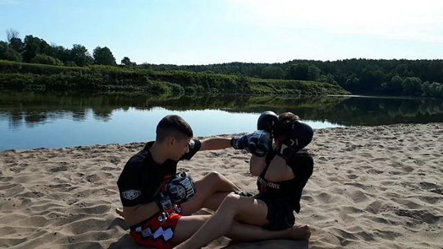 ВИДЕО.       ЗАКОНЧИЛИСЬ сборы по Тайскому боксу Лето 2019.