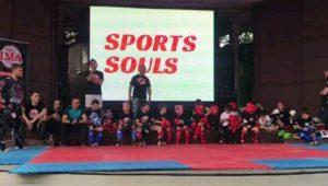 ВИДЕО.    Открытый мастер-класс по тайскому боксу в парке Лианозово 24.08.2019