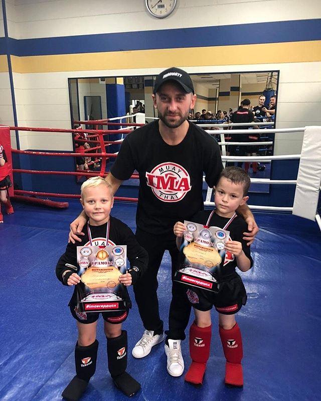ФОТО.   Открытый ринг по тайскому боксу и К-1 20.10.2019 #IMAВСЕРДЦАХ