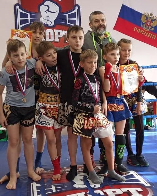 ФОТО.    1 марта 2020г. прошёл очередной VIP турнир по МуайТай/тайскому боксу в г.Электросталь
