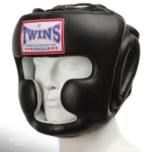 Боксерский тренировочный шлем для спаррингов Image