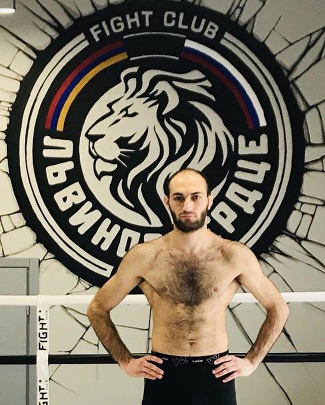 Спасибо @Sako_boks за поддержку!#IMAВСЕРДЦАХ #львиноесердце #Армянинепобедимы